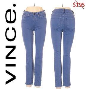 Vince Skinny Leg Jeans